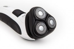 Shaver Camry CR 2915 Charging time 8 h, Number of shaver heads/blades 3, White/Black