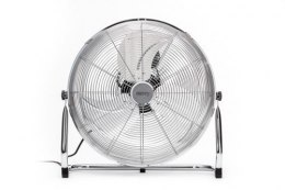 Camry CR 7306 Desk Fan, Number of speeds 3, 200 W, Diameter 45 cm, Stainless steel
