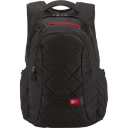 "Case Logic DLBP116K Fits up to size 16 "", Black, Backpack"