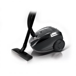 Adler Vacuum cleaner AD 7007 Bagged, Black, 700 W, 1.6 L, A, C, E, G, 79 dB,