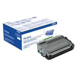 Brother TN-3512 Toner Cartridge, Black