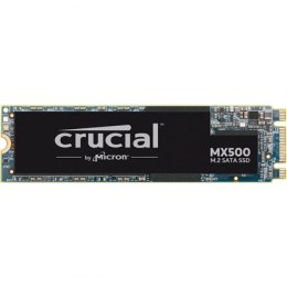 Crucial MX500 500 GB, SSD interface M.2 SATA, Write speed 510 MB/s, Read speed 560 MB/s