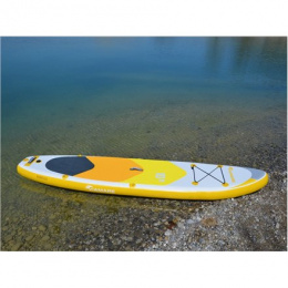 Viamare Inflatable SUP Board, 330 cm, 160 kg, Yellow
