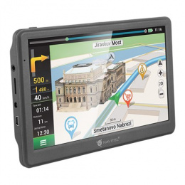 "Navitel Personal Navigation Device E700 Maps included, GPS (satellite), 7"" TFT touchscreen,"