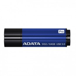 ADATA S102P 64 GB, USB 3.0, Blue