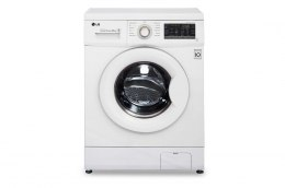 LG Washing Machine FH2J3TDN0 Front loading, Washing capacity 8 kg, 1200 RPM, Direct drive, A+++, Depth 55 cm, Width 60 cm, White