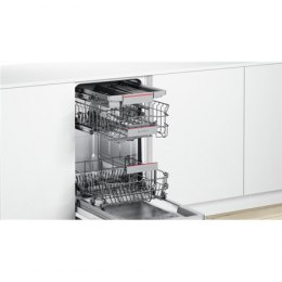 Bosch Dishwasher SPV46MX00E Built in, Width 45 cm, Number of place settings 10, Number of programs 4, A+, AquaStop function, Whi