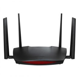 Edimax Router RG21S 802.11ac, 800+1734 Mbit/s, 10/100/1000 Mbit/s, Ethernet LAN (RJ-45) ports 4, MU-MiMO Yes, Antenna type 4xDet