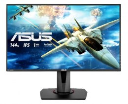 "Asus Gaming LCD VG279Q 27 "", IPS, FHD, 1920 x 1080 pixels, 16:9, 3 ms, 400 cd/m², Black, 144Hz, Adaptive-Sync"