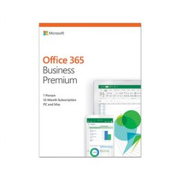 Microsoft KLQ-00211 Office 365 Business Premium Retail, 1 year, ESD