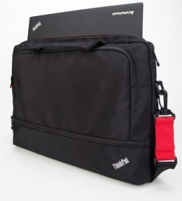 "Lenovo ThinkPad Essential Fits up to size 15.6 "", Black, Messenger - Briefcase"