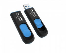ADATA UV128 64 GB, USB 3.0, Black/Blue