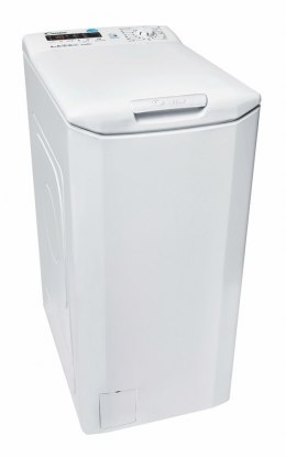 Candy Washing machine CST G362D-S Top loading, Washing capacity 6 kg, 1200 RPM, A+++, Depth 60 cm, Width 40 cm, White, LED, Disp