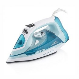 ETA Tiara II Blue, 2200 W, Steam Iron, Continuous steam 40 g/min, Steam boost performance 120 g/min, Anti-drip function, Anti-s