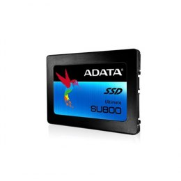 "ADATA Ultimate SU800 1TB SSD form factor 2.5"", SSD interface SATA, Read speed 560 MB/s, Write speed 520 MB/s"