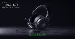 Razer Headset for PS4, Wireless, Thresher, Black, Built-in microphone