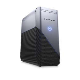 Dell Inspiron 5680 Desktop, Tower, Intel Core i5, i5-8400, 8 GB, DDR4, 128 GB, 1000 GB, NVIDIA GeForce 1060, Tray Loading Dual L