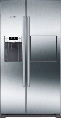 Bosch Refrigerator KAG90AI20 Free standing, Side by Side, Height 177 cm, A+, No Frost system, Fridge net capacity 359 L, Freezer