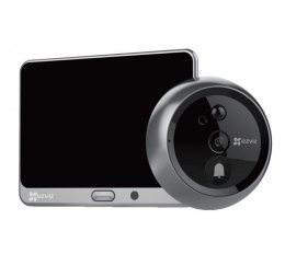 EZVIZ Smart Door Viewer CS-DP1-A0-4A1WPFBSR 1 MP, 2.2mm/F2.4, Micro SD, Max.128GB