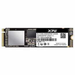 ADATA XPG SX8200 Pro 256 GB, SSD interface M.2 NVME, Write speed 1200 MB/s, Read speed 3500 MB/s