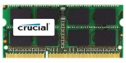 Crucial 4 GB, DDR3, 1600 MHz, Notebook, Registered No, ECC No