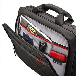 "Case Logic DLC115 Fits up to size 15 "", Black, Shoulder strap, Messenger - Briefcase"