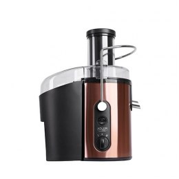 Adler Juicer AD 4123 Type Centrifugal, Brown, 800 W, Extra large fruit input
