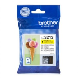 Brother 	LC3213Y Ink Cartridge, Yellow