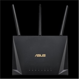 Asus Gaming Router RT-AC85P 802.11ac, 600+1733 Mbit/s, 10/100/1000 Mbit/s, Ethernet LAN (RJ-45) ports 4, MU-MiMO Yes, No mobile