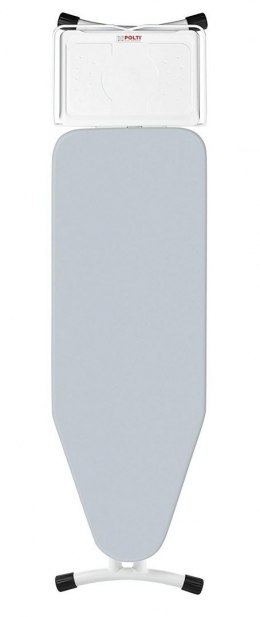 Polti Vaporella Essential Ironing board FPAS0044 White, 1220 x 435 mm, 4