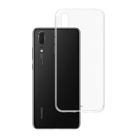 3MK Armor Case Screen protector, Huawei, P20, TPU, Transparent