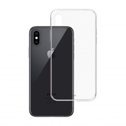 3MK Armor Case Screen protector, Apple, iPhone X, TPU, Transparent