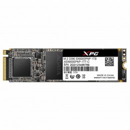ADATA XPG SX6000 Pro PCIe Gen3x4 1000 GB, SSD interface M.2 NVME, Write speed 1500 MB/s, Read speed 2100 MB/s