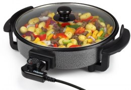 Tristar Multifunctional grill pan PZ-2963	 30 cm, Black, Non-stick coating, Lid included, Cool touch handle(s)