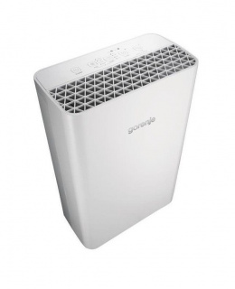 Gorenje Air cleaner OptiAir203M White, 50 W, Suitable for rooms up to 20 m²