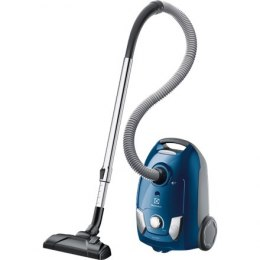 Electrolux Vacuum cleaner EEG41CB Bagged, Clear Blue, 750 W, 3 L, A, A, C, A, 80 dB,