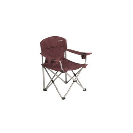 Outwell Catamarca Arm Chair XL Claret, max 150kg