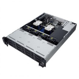 "Asus RS520-E9-RS12-E Rack (2U), Intel Xeon Scalable Processor Family, RDIMM DDR4, 2666 MHz, No RAM, No HDD, Up to 12 x 2.5"" or 3"