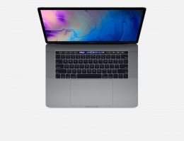 "Apple MacBook Pro Retina with Touch Bar Space Gray, 15.4 "", IPS, 2880 x 1800, Intel Core i9, 16 GB, DDR4, SSD 512 GB, Radeon Pro"