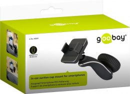 Goobay In-car suction cup mount for smartphones