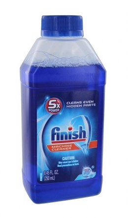FINISH Dishwashing machine cleaning agent, 250 ml, Gel for Dishwasher