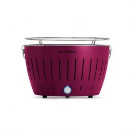Lotusgrill G 340 Standard Grill G-LI-34P Charcoal, Diameter 35 cm, Purple