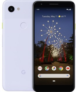 "Google Pixel 3a White, 5.6 "", OLED, 1080 x 2220 pixels, Internal RAM 4 GB, 64 GB, microSD, Single SIM, Nano-SIM, 3G, 4G, Main ca"