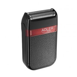 Adler Shaver AD 2923 Cordless, Charging time 1 h, Operating time 45 min, Wet use, NiMH, Number of shaver heads/blades 1, Black