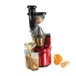 DomoClip Slow juicer LIVOO DOP138 Type Automatic juicer, Red, 50 W, Extra large fruit input, Number of speeds 1