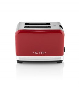ETA STORIO Toaster ETA916690030 Red, Stainless steel, 930 W, Number of power levels 7,