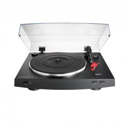 Audio Technica AT-LP3BK Fully Automatic Belt-Drive Stereo Turntable,