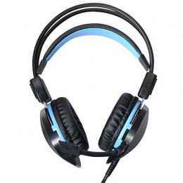 Aula Succubus gaming headset 2 x 3.5 mm, USB (for illumination), Built-in microphone
