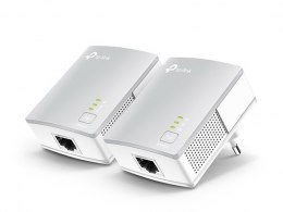TP-LINK Powerline Adapters Kit TL-PA4010 KIT 600 Mbit/s, Ethernet LAN (RJ-45) ports 1x10/100