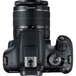 "Canon EOS 2000D 18-55 II EU26 SLR Camera Kit, Megapixel 24.1 MP, Image stabilizer, ISO 12800, Display diagonal 3.0 "", Wi-Fi, Vid"
